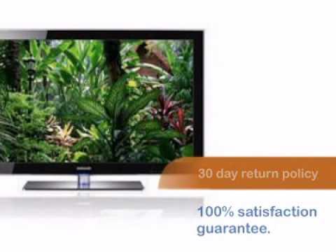 Samsung UN55B8000 - 55 1080p 240Hz LED High-definition HDTV