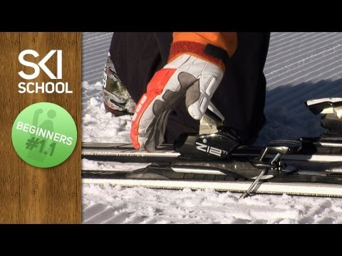 Beginner Ski Lesson #1.1 - Getting Started and Equipment