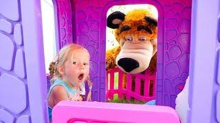 Download Настя и папа - три смешных видео про игрушки Video