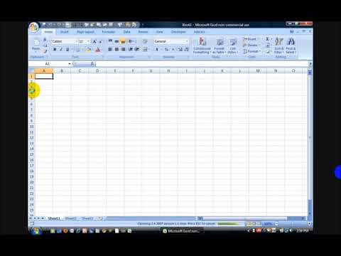 Chapter 1 Macro Security Excel 2007