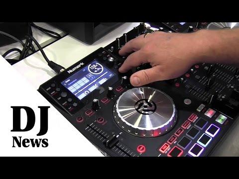 #Numark NV DJ Controller with #serato from #DJExpo_ 2014: By the Disc Jockey News