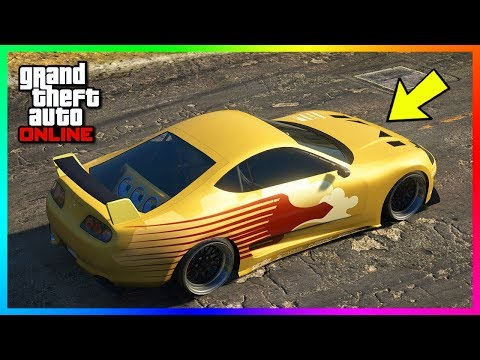 Getting The NEW Dinka Jester Classic EARLY In GTA Online From Rockstar?