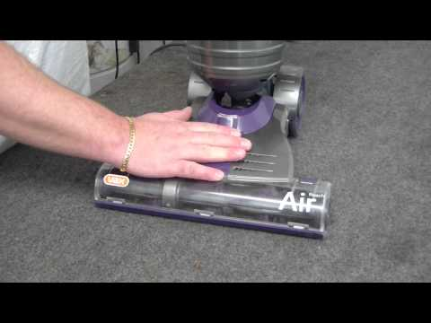 How to fix your Vax Air Reach vacuum if the brush is not spinning