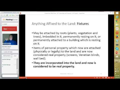 #1 Ownership and Property Part 1