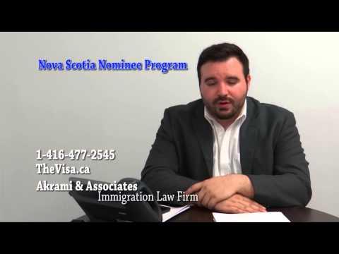 Nova Scotia Nominee Program NSNP