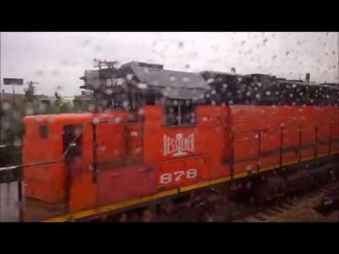 Amtrak Texas Eagle St. Louis to Chicago