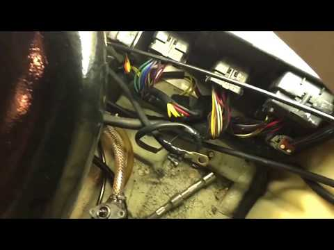 Bleeding a seadoo oil injection pump after engine rebuild