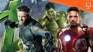 Hugh Jackman Comments on playing Wolverine in the MCU