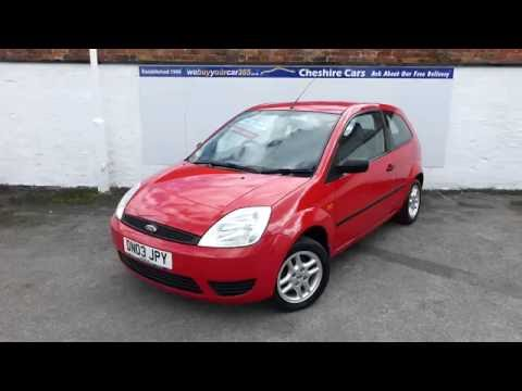 Ford Fiesta 1 25 Finesse 1 Owner 69200 Miles