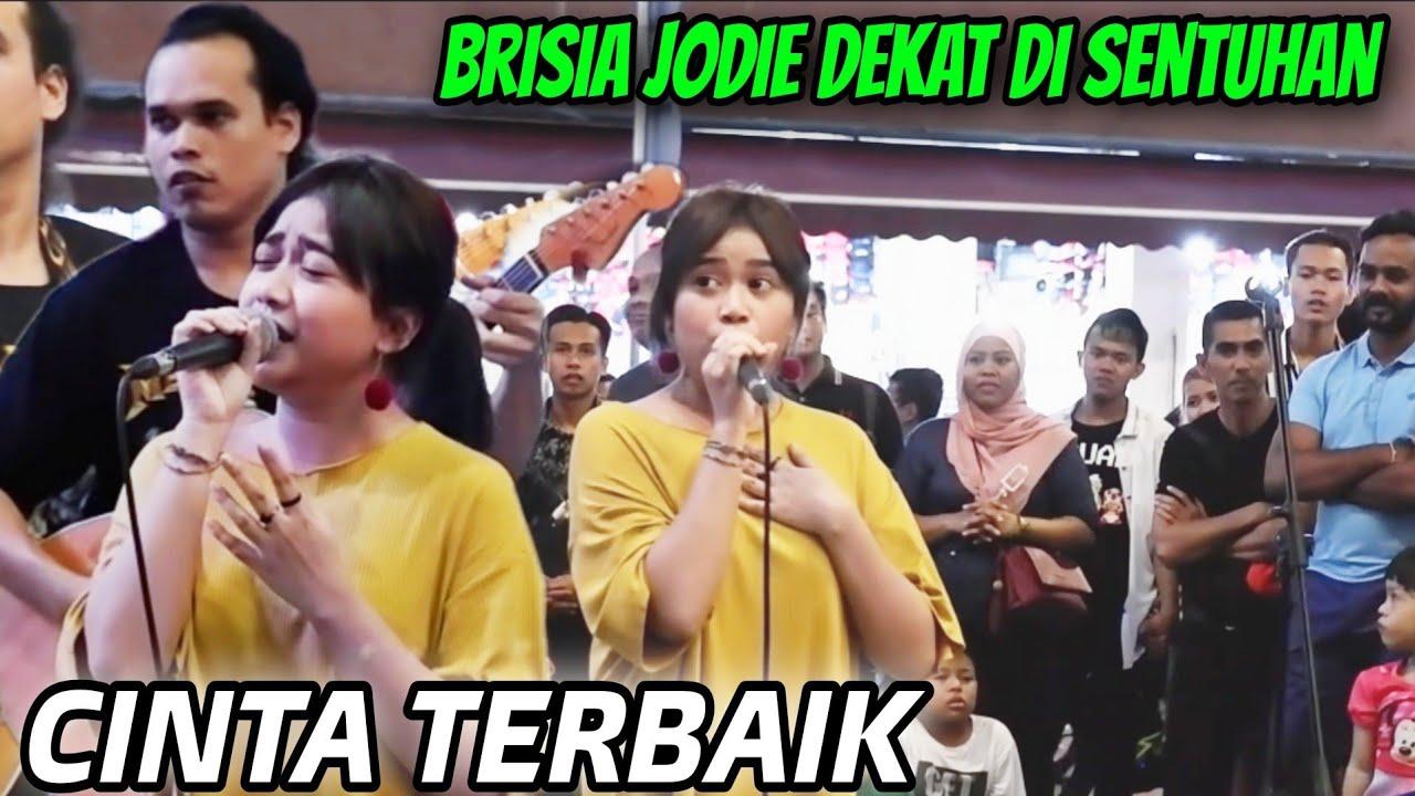 Download Cinta Terbaik||Amazing Sentuhan Kedatangan artis cantik Indonesia Brisia Jodie Indonesian Idol 2018 MP3 Gratis