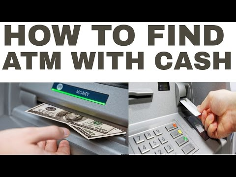 How To Find an ATM with cash using an Android App 2017 || Hindi || -So Easy!