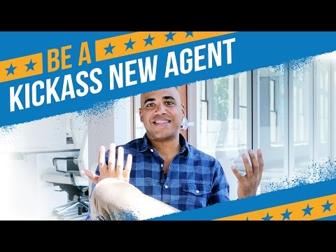 The New Agent's Guide To Becoming A Kickass Realtor