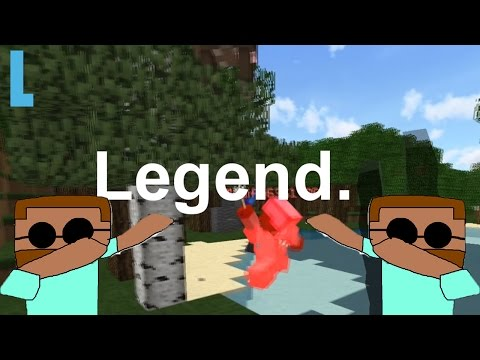 The Legend Himself - Hypixel UHC