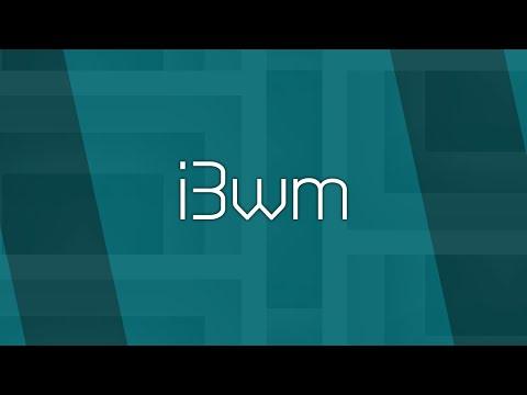 i3wm: How To