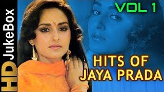 Best Of Jaya Prada Jukebox Vol 1 | Bollywood Superhit Songs Jukebox