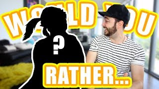 16 VERY HARD Would You Rather Questions! | Feat.  SPECIAL GUEST