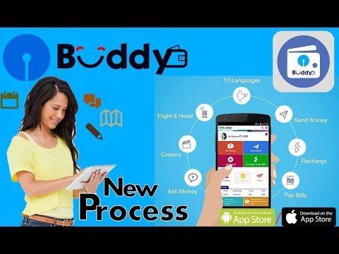 Sbi Buddy How To Register , Activate & Use app