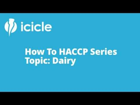 How to HACCP Series - Dairy Processor