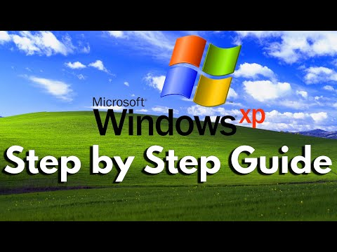 How to Install Windows XP Using Virtualbox