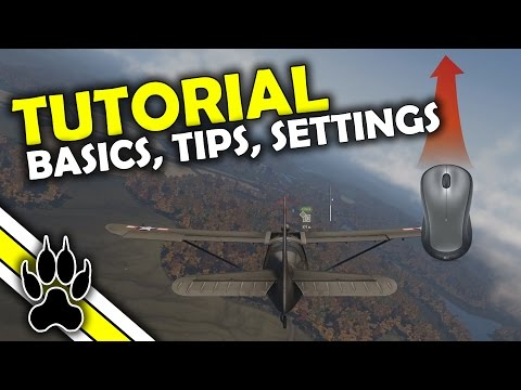 PLANE Tutorial: Basics, Flying options, Tips