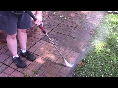 House updates - power washing the house
