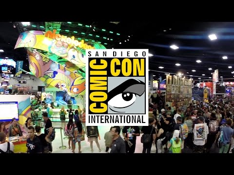 San Diego Comic-Con 2014 (SDCC) - With a GoPro