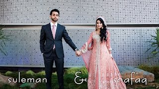Shafaq & Suleman | Pakistani Wedding Cinematic Highlights | Glendale, CA