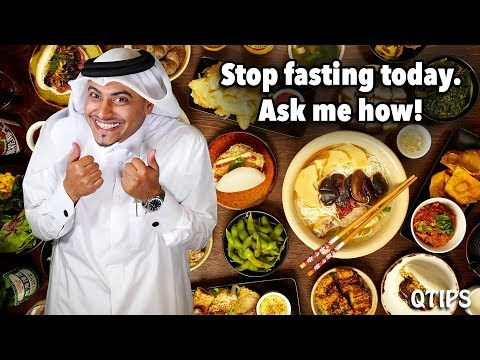 #QTip: When is it okay to break your fast during Ramadan?