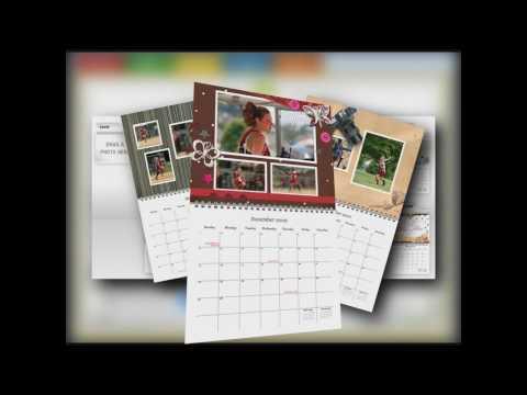 How to create a Custom Calendar with Ritzpix.com