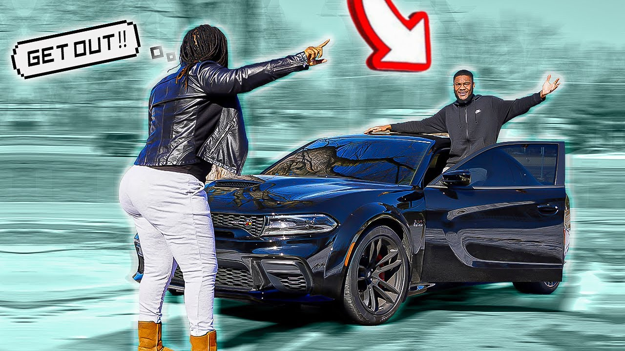 I TOLD MY MOM I BOUGHT A $60,000 CAR & THIS HAPPENED! (KICKED OUT)
