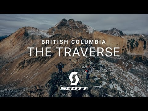 Big Mountain Biking in British Colombia - Chasing Trail Ep. 21 - The Traverse