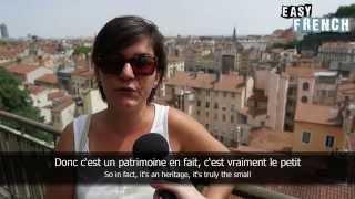 Easy French 39 - Bienvenue à Croix Rousse