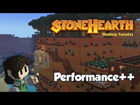 Desktop Tuesday: Performance++