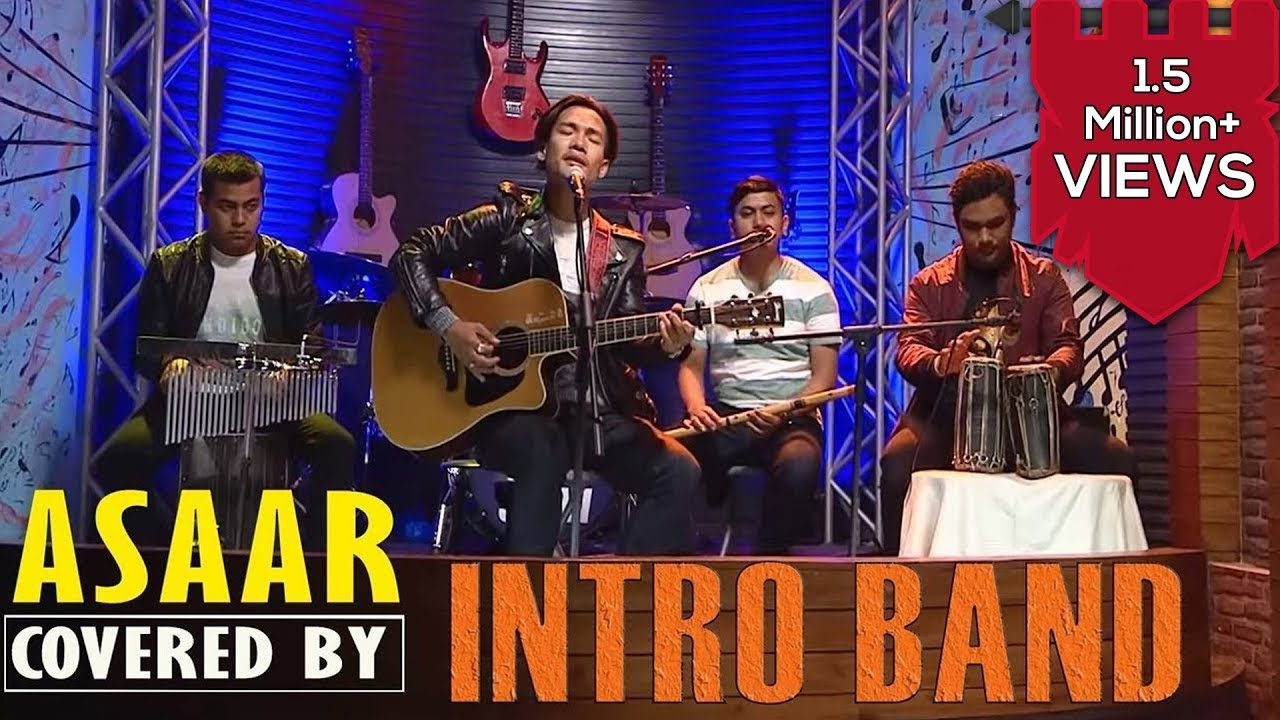 Download Asaar - Bipul Chettri | Covered by Intro Band |  It's My Show MP3 Gratis
