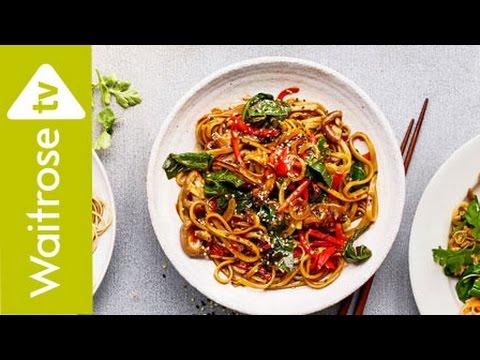 Japanese Style Stir Fry Noodles | Waitrose
