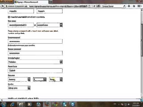 How to create Hotmail Account