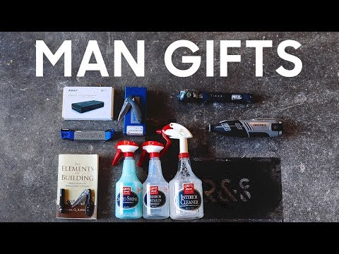 Gift Guide for Builders, Remodelers, and Tradesmen