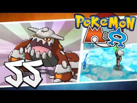 Pokémon Omega Ruby and Alpha Sapphire - Episode 55 | Heatran and Shoal Cave!