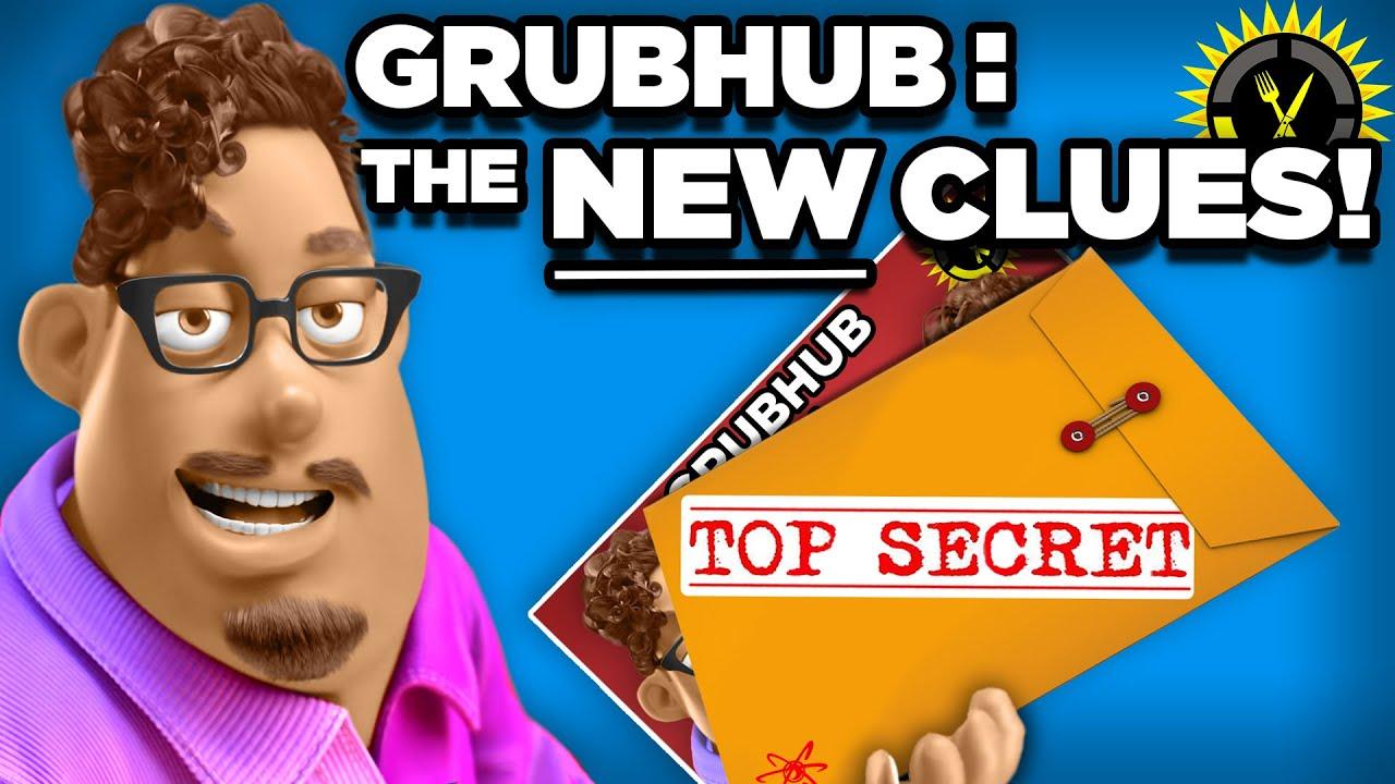 Food Theory: GrubHub Lore Just Got Weirder...