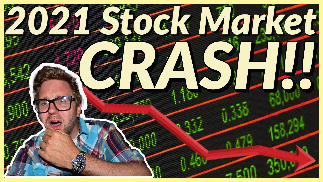 2021 Stock Market Crash - 5 Signs It's Coming