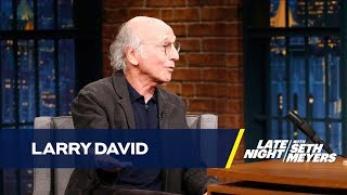 Larry David Can Tell Fans Are Disappointed When They Meet Him