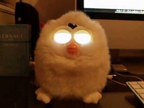 Furby To Sleep