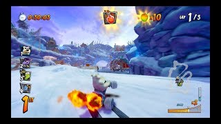 "Crash Team Racing ""Nitro Fueled"": Polar Pass [1080 HD]"