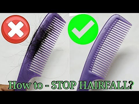 How to Reduce hairfall with Fenugreek seeds | Healthy and shiny hair