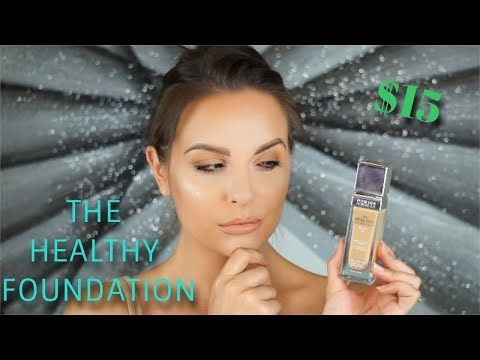 PHYSICIANS FORMULA THE HEALTHY FOUNDATION | FIRST IMPRESSIONS | NEW FAV