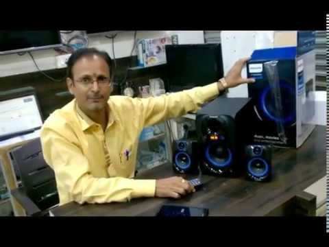 Philips home theater system 2.1 unboxing  #Review and Opinion in Hindi