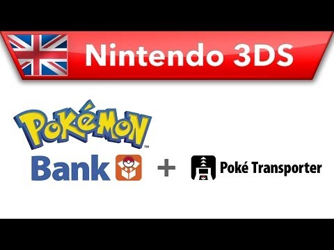 Pokémon Bank - Trailer (Nintendo 3DS)
