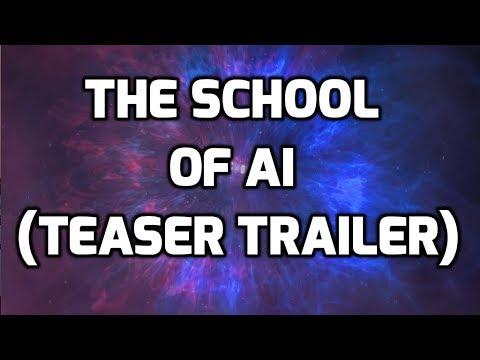 The School of AI (Teaser Trailer)