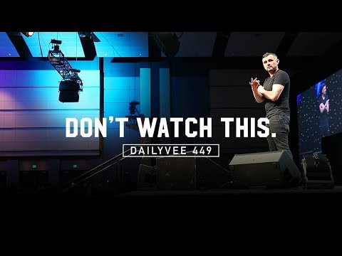 Why I Love It When My Subscribers Stop Watching My Videos | DailyVee 449