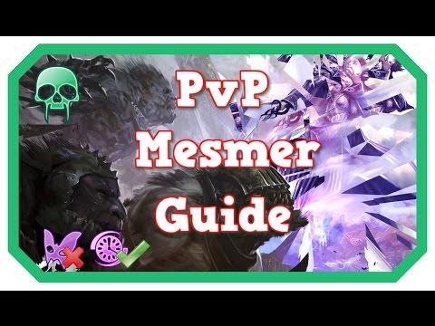 PvP Meta Mesmer Guide | Chronophantasma Shatter | Guild Wars 2